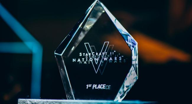 Korea wins the StarCraft II Nation Wars V competition