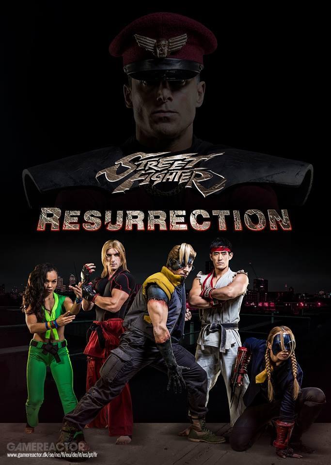 street fighter resurrection full movie english