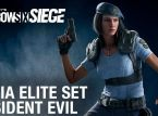 A new Jill Valentine skin is available in Rainbow Six: Siege