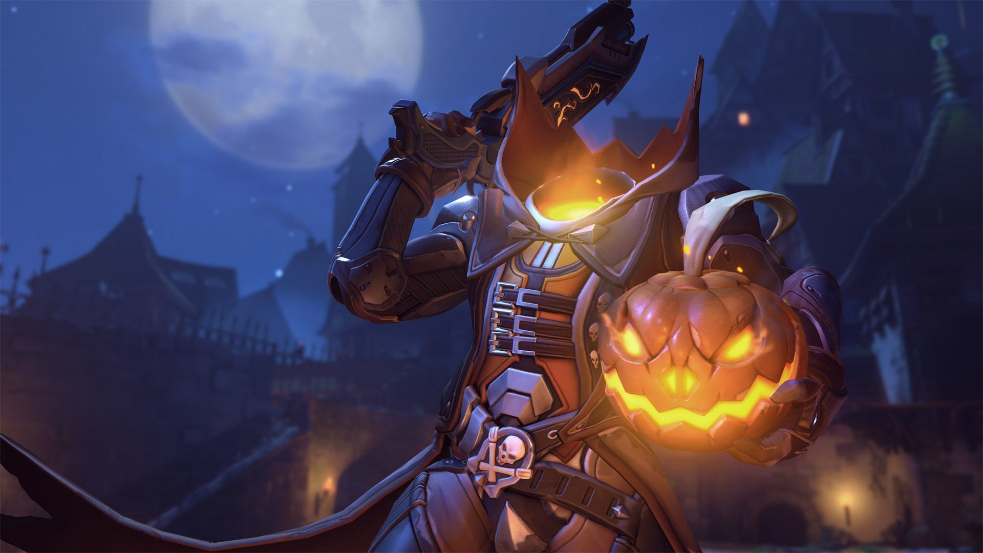 overwatch's halloween skins leak early
