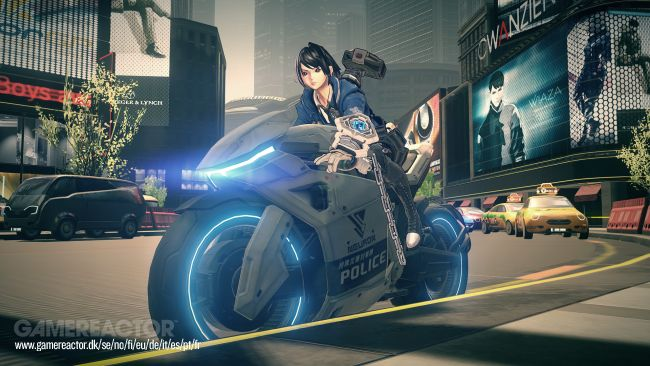 Astral Chain gets 34-minute Gamescom demo