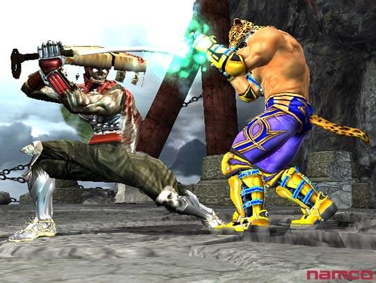 Pictures Of Tekken 5 150 503