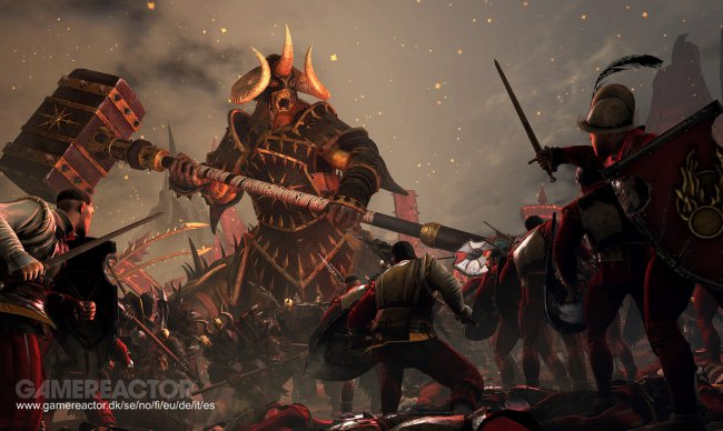Chaos Warriors DLC now free for Total War: Warhammer