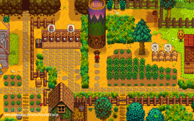 Multiplayer update lands for Stardew Valley on Xbox One