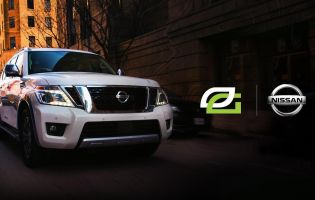 Nissan partners with FaZe and OpTic Gaming