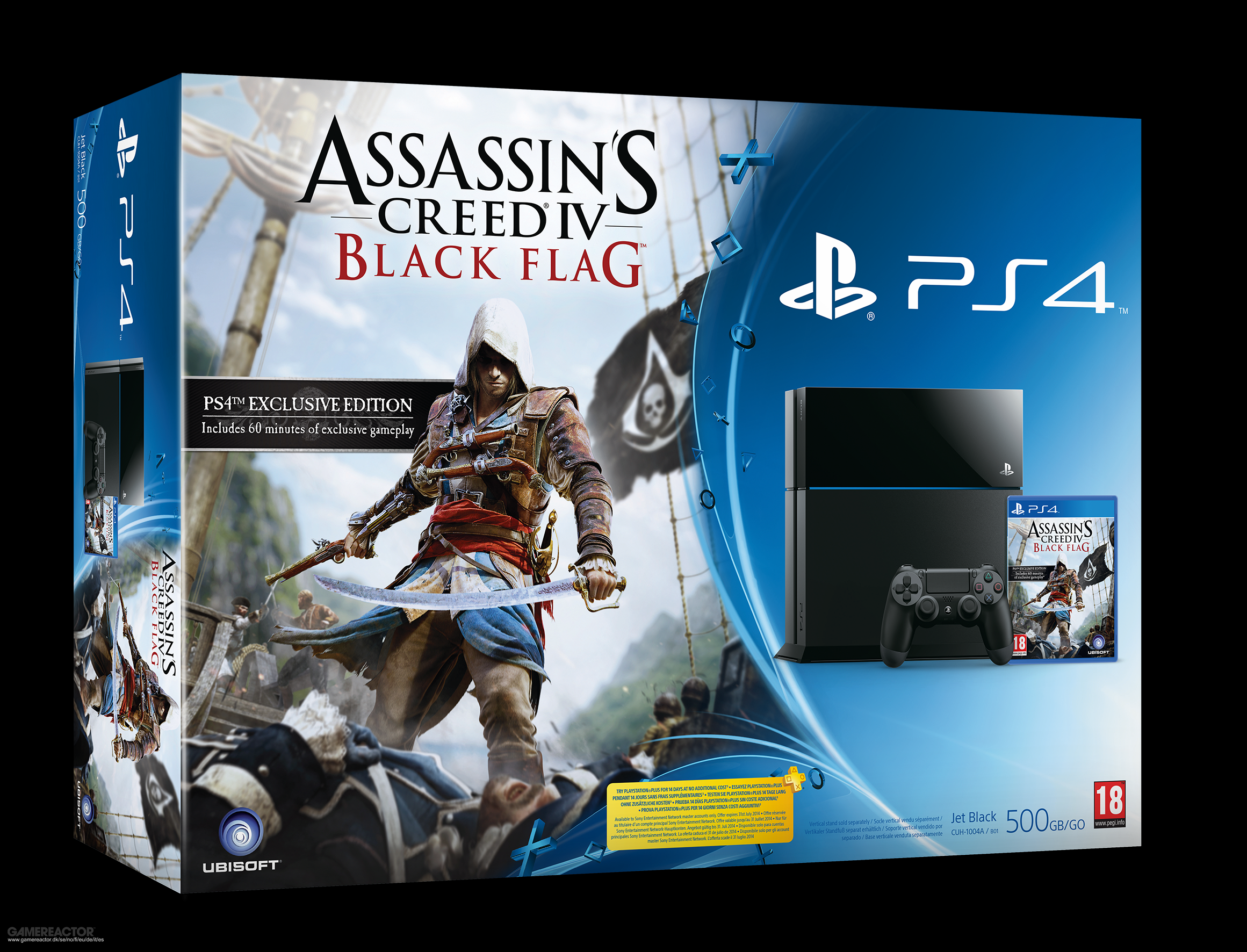 Assassin S Creed Iv Playstation 4 Bundle Assassin S Creed Iv