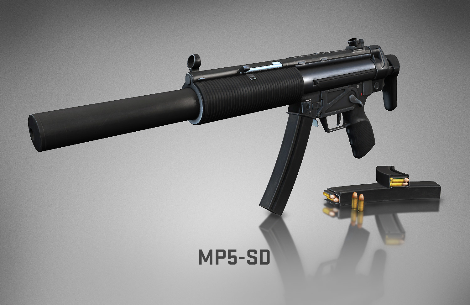 The MP5-SD lands in CS:GO - Counter-Strike: Global Offensive