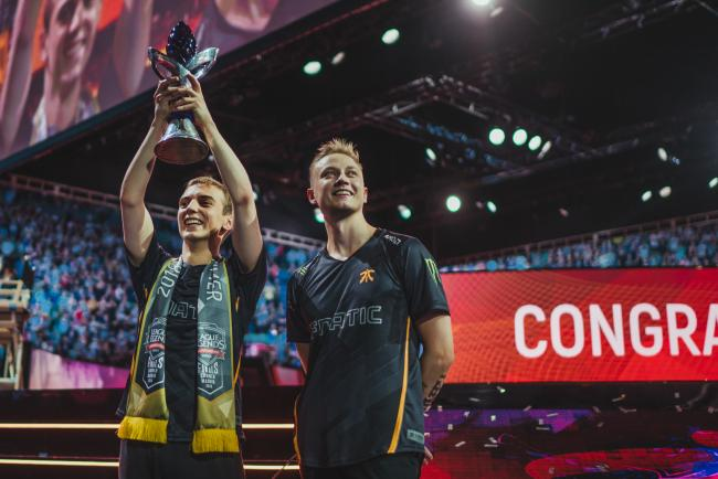 Fnatic win the EU LCS title once again
