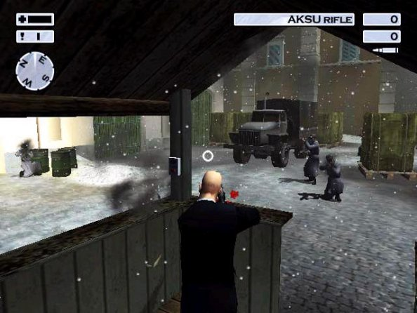 Pictures Of Hitman 2 Silent Assassin 13 14