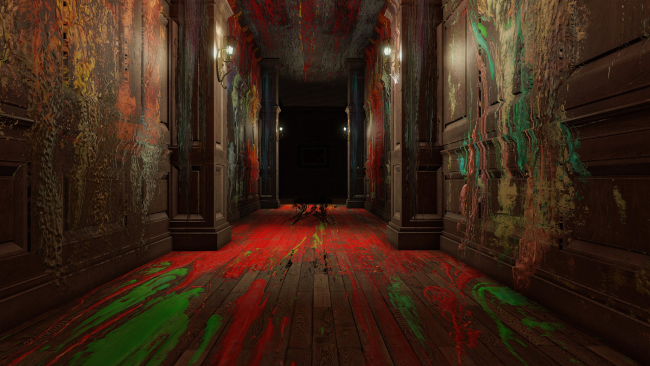 Watch the opening of Layers of Fear on Switch