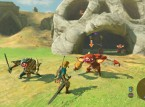 The Legend of Zelda: Breath of the Wild Hands-On