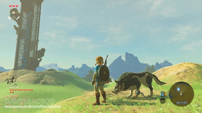 Zelda: Breath of the Wild maybe not an NX launch title after all