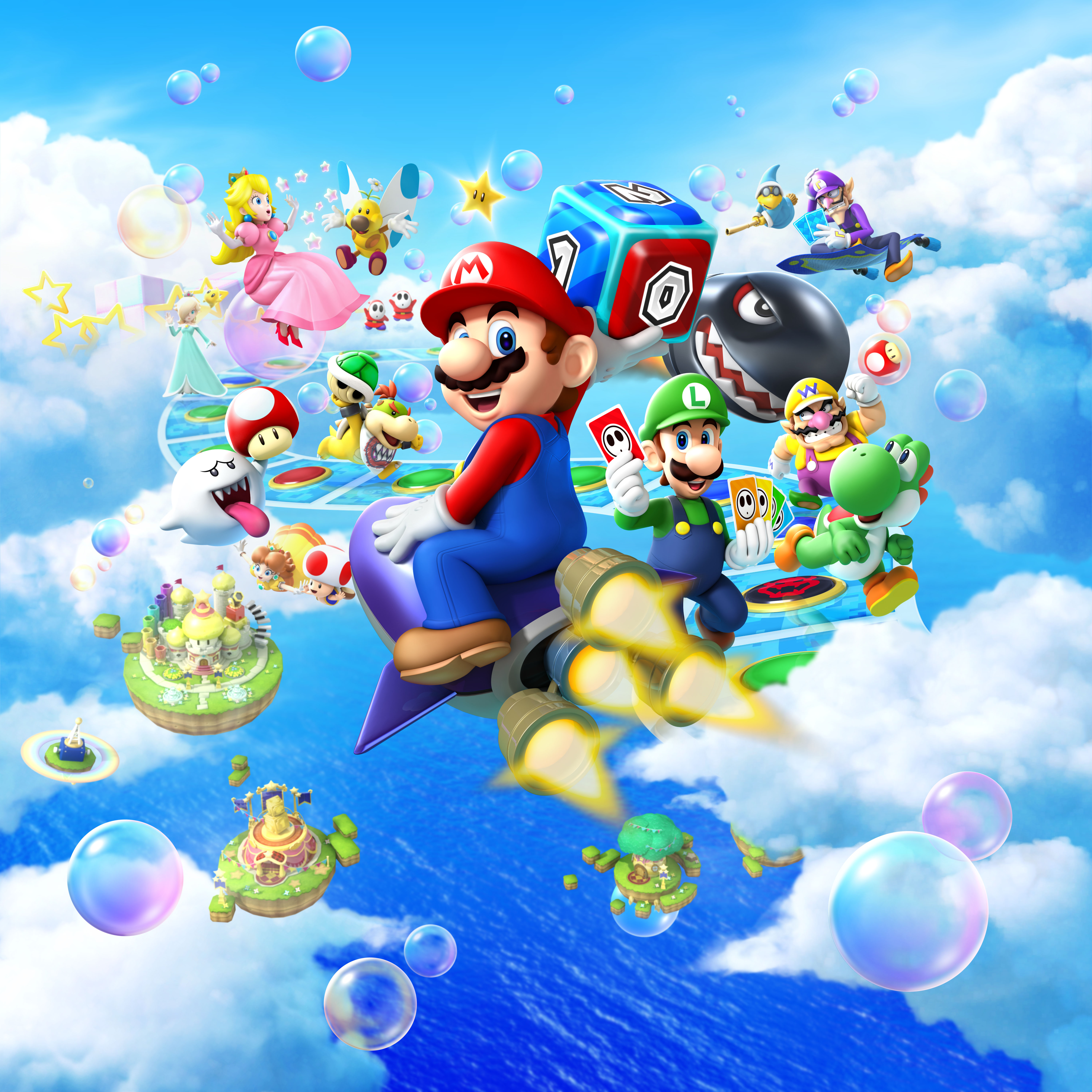 Pictures Of Mario Party Island Tour