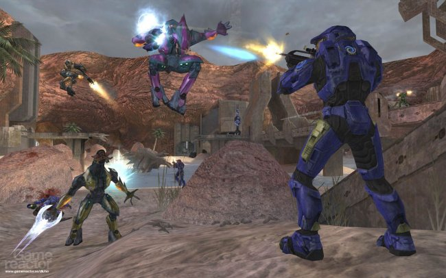 Perfect Circle: A Decade of Halo, Part 1 - Halo: Combat