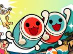Taiko Drum Master and drums announced for Switch