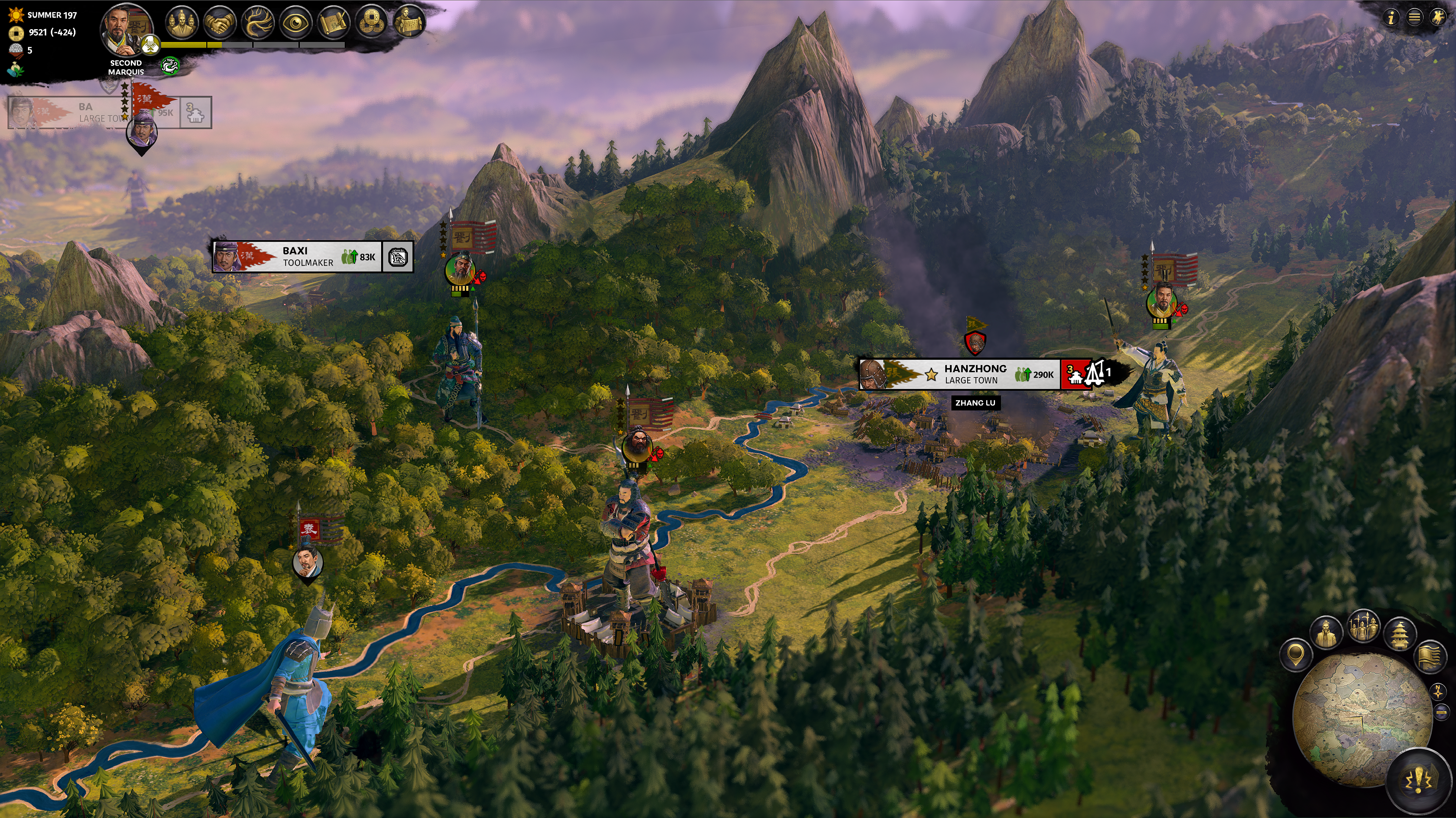 CA on Romance and Records in Total War: Three Kingdoms