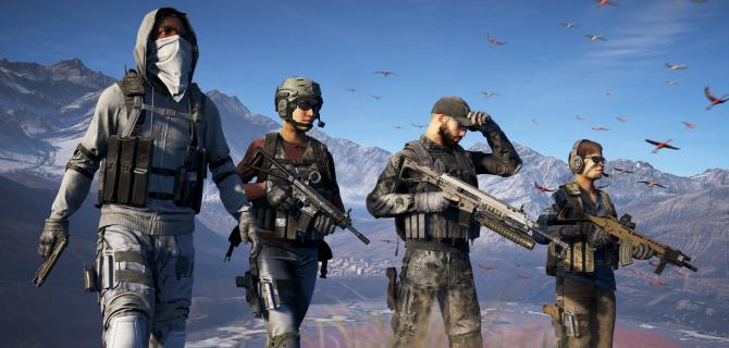 Ghost Recon: Wildlands gets permadeath mode and more