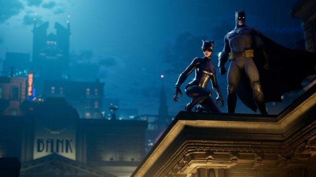 Batman has invaded Fortnite and we've got gameplay