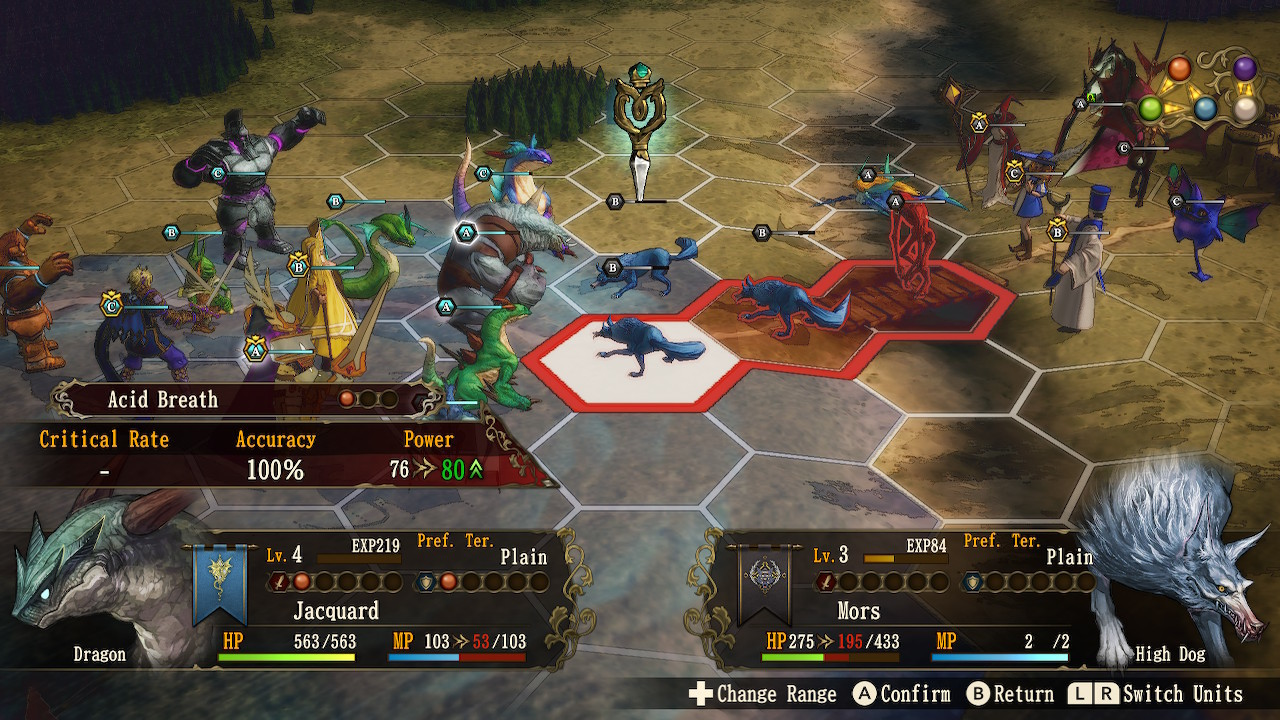Pictures Of Brigandine The Legend Of Runersia Demo Released On Switch 4 12