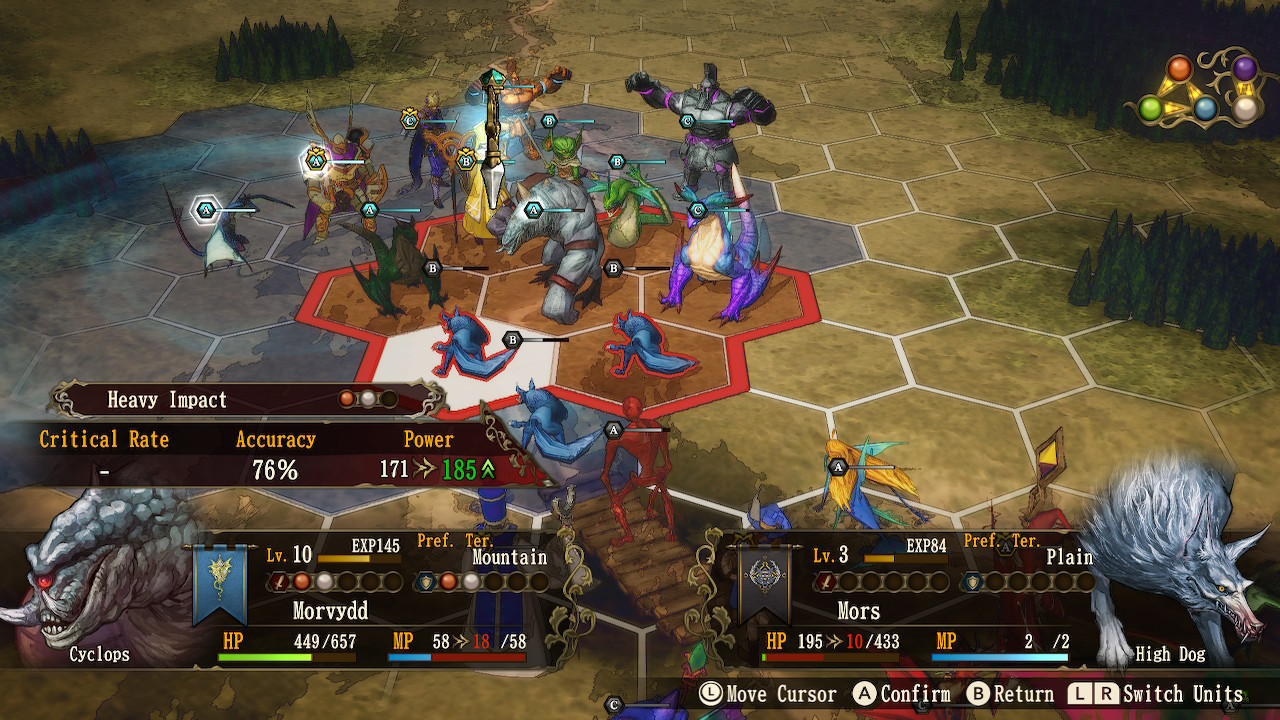 Pictures Of Brigandine The Legend Of Runersia Demo Released On Switch 5 12