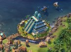 Montezuma and Aztecs is a pre-order bonus for Civilization VI