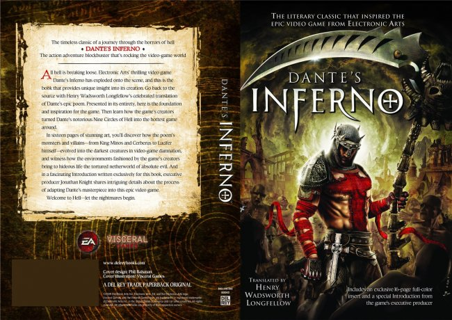 Dante S Inferno The Novel