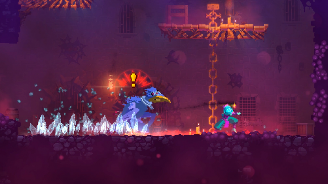 You can check out Dead Cells for free on Switch next week if you're a Nintendo Online subscriber