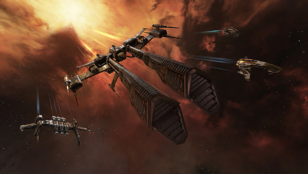 Eve Online goes free, introduces clone states