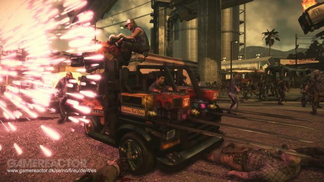Dead Rising 3 Review Gamereactor