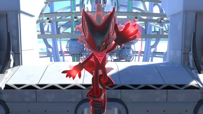 The Rental Avatar featured shown in new Sonic Forces trailer