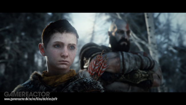 Atreus in God of War is a