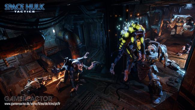 Release date confirmed for Space Hulk: Tactics