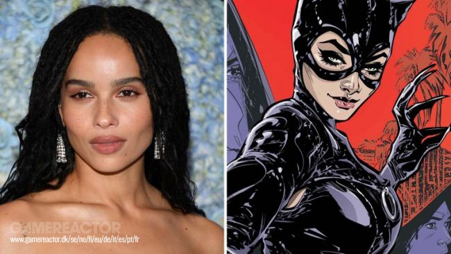 Zoë Kravitz has been cast as Catwoman in The Batman