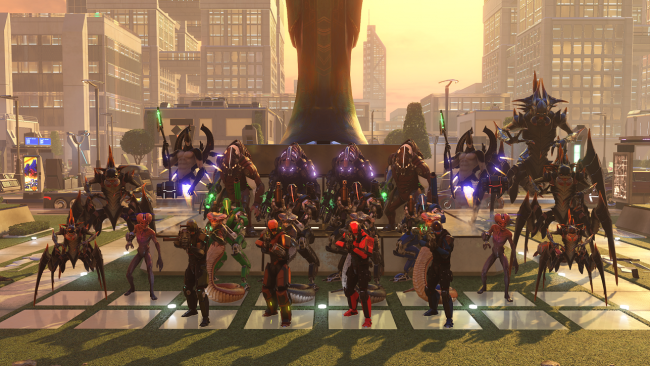 Xcom 2 scores console launch trailer