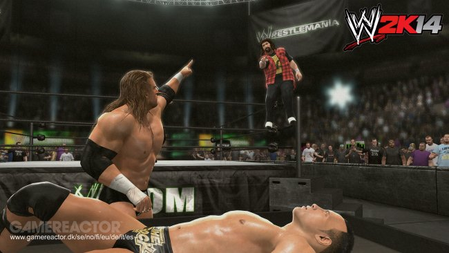 Wwe 2k14 Title Creator For Essay - image 2