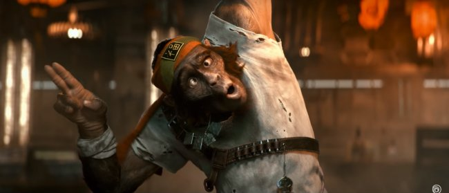 Ancel on Beyond Good & Evil 2: Trailers, Travel & Talking Pigs