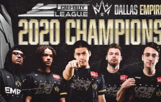 Dallas Empire wins Call of Duty League 2020