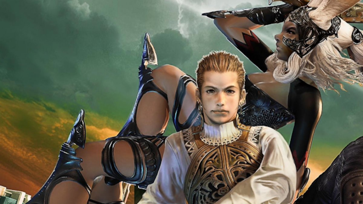 Final Fantasy Xii Updated For Pc And Ps4 Final Fantasy Xii The