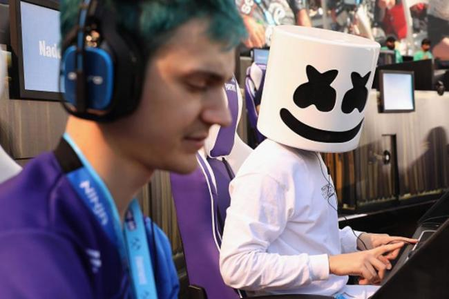 Hidden files hint in-game Fortnite concert by DJ Marshmello