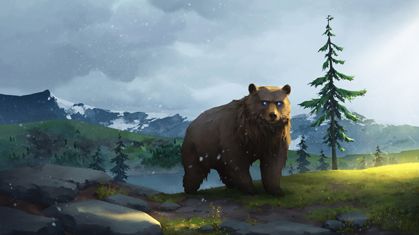 New Northgard trailer shows the Clan of the Bear