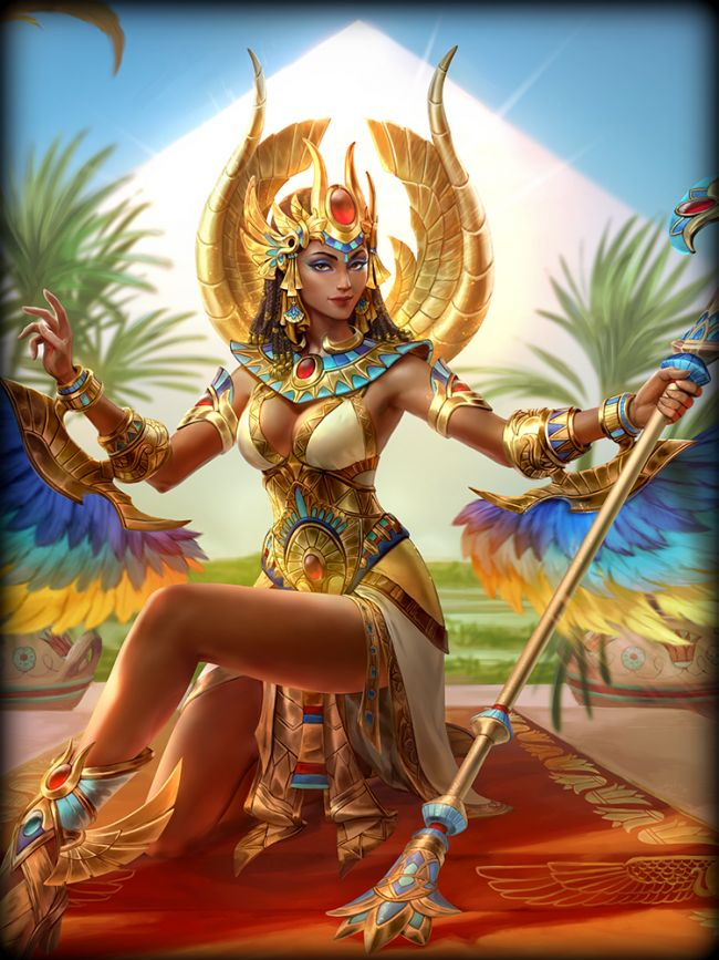 Smite is renaming its goddess Isis to reduce concerns of demonetisation