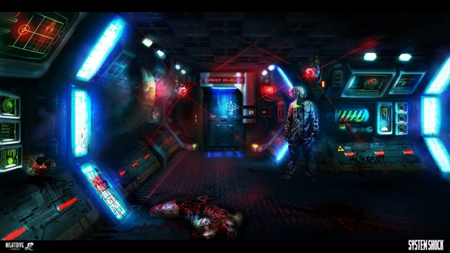 Pictures of System Shock Remake 4/25