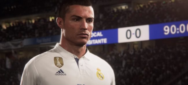 New FIFA 18 trailer is all kinds of epic