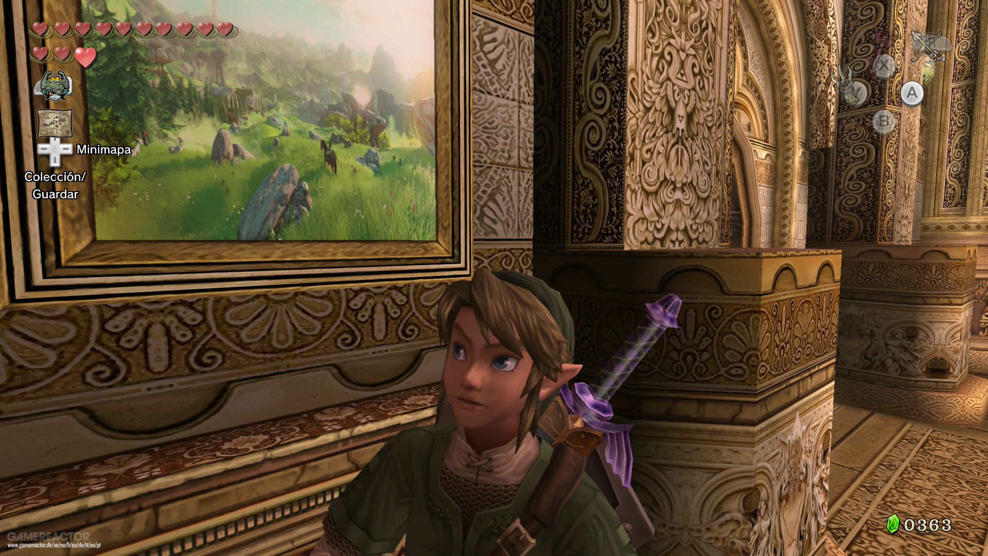 Pictures Of New Zelda For Wii U Found In Twilight Princess