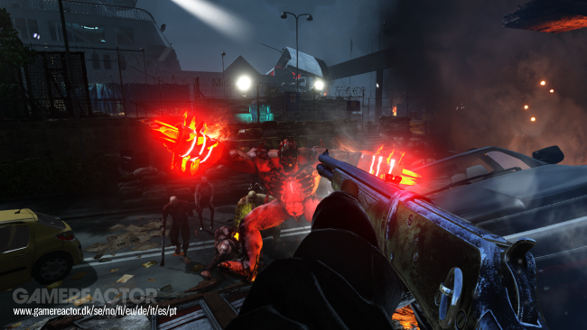 Killing Floor 2 on console is