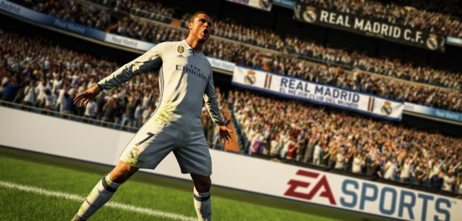 Charts: FIFA 18 keeps Middle-earth and The Evil Within 2 at bay