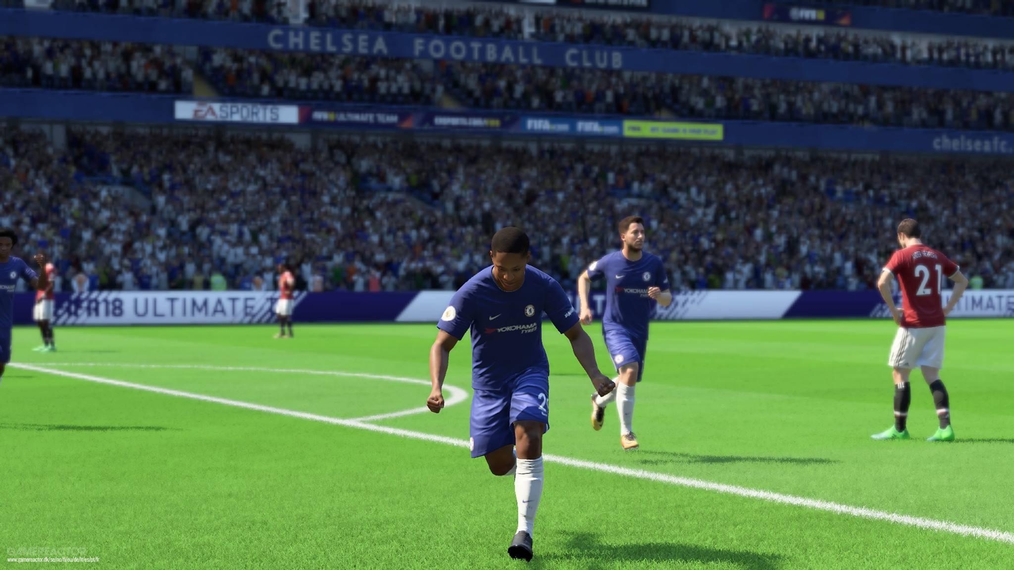 Pictures Of FIFA 18 Graphics Comparison PC Vs PS4 10 12