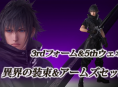 Two characters get new costumes in Dissidia Final Fantasy NT