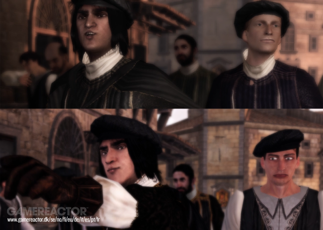 Assassin S Creed 2 Remaster Has Strange Differences