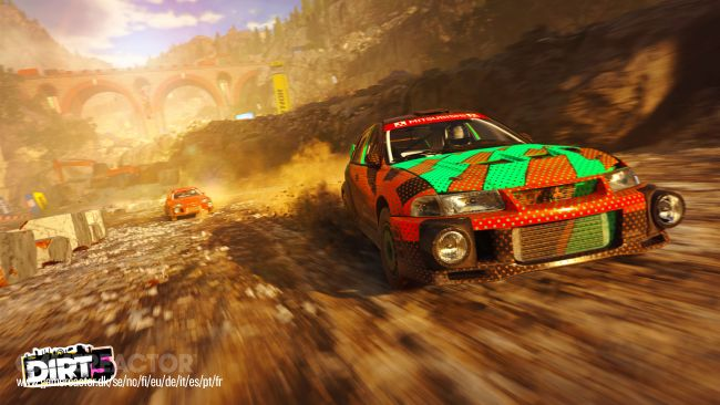 New trailer and PS5 release date for Dirt 5